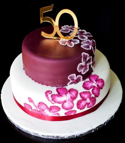 50th+cake