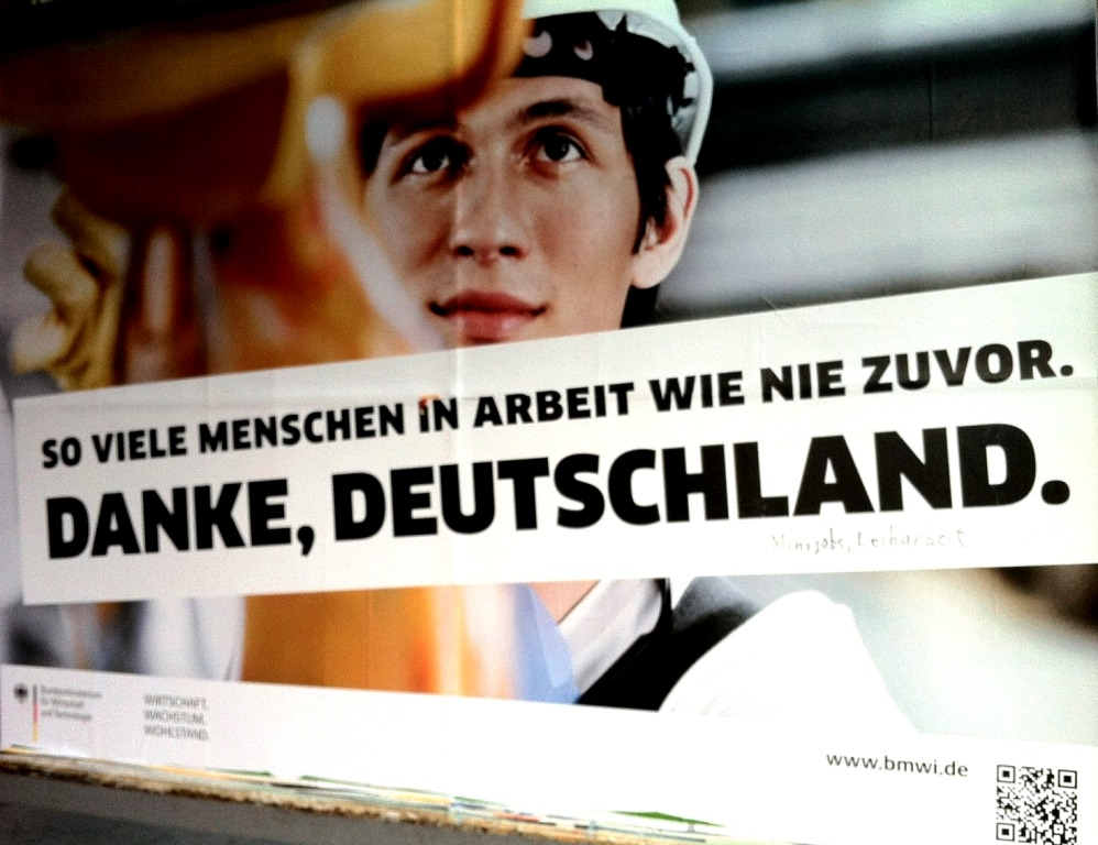 Strani radnici u Nemačkoj su i dalje dobrodošli