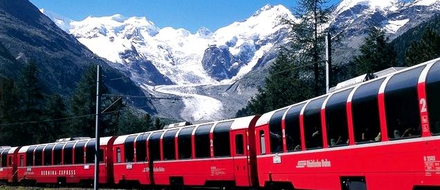 Posao u Švajcarskoj Železnici