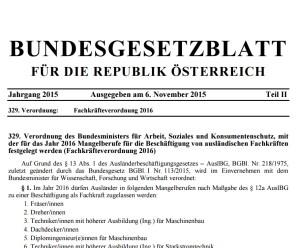 Legalno do posla u Austriji, uz minimalac od 1500 EVRA