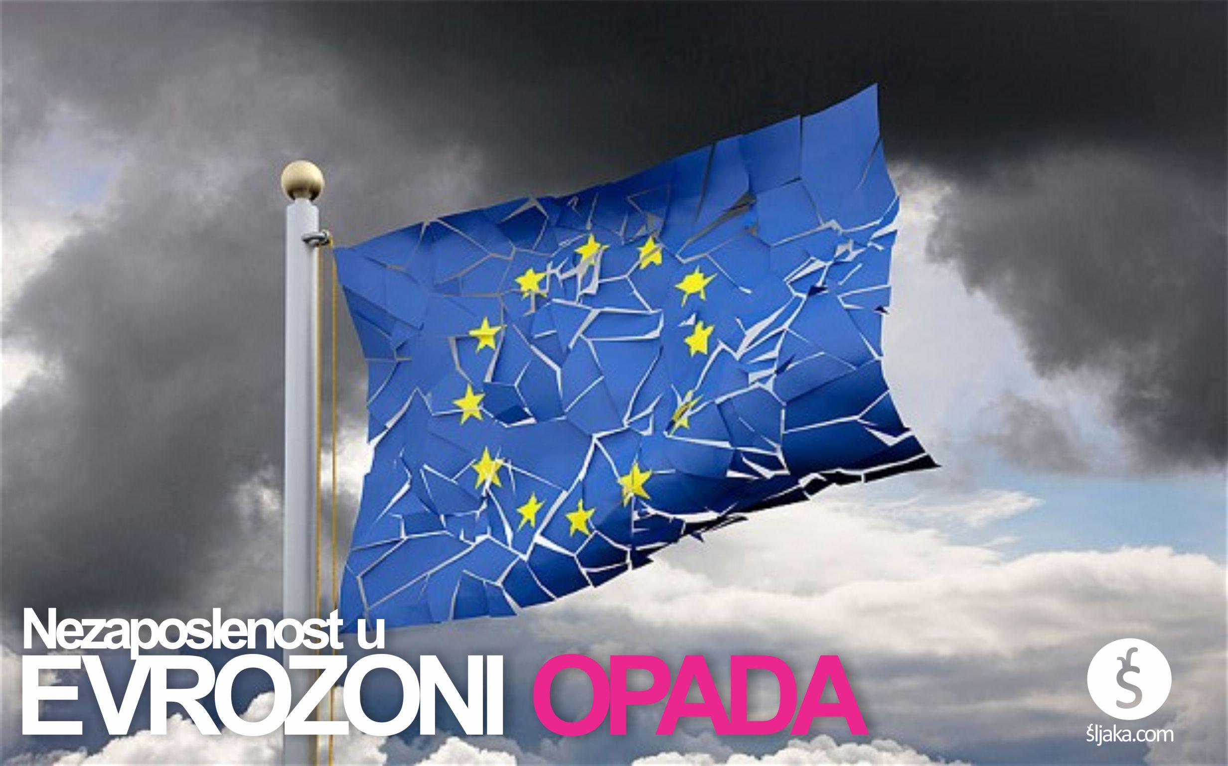 Opada nezaposlenost u Evrozoni