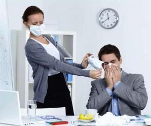 Da li ići na posao i kada se ne osećate dobro?