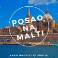 Srbi su sve više interesuju za posao na Malti