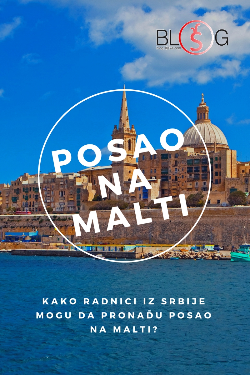 Posao na Malti