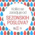 Koliko moze da se zaradi od sezonskih poslova u Srbiji i zemljama regiona?