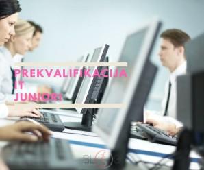 Nastavak programa prekvalifikacije u IT sektoru