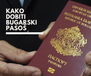 Kako doći do bugarskog pasoša?