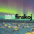 Kako do posla u Finskoj ?